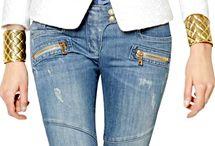 Jeans / by Lisa Kinney