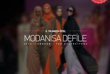 Modanisa 3.Yıl Defilesi / by Modanisa