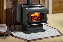 Heaters, Woodstoves + More / Get ready to combat Winter months with heaters, fireplaces + woodstoves from Northern Tool. It's never to early to prepare! / by Northern Tool + Equipment