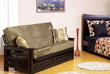 Arizona Double Futon Set / by The Futon Shop Organic Futons & Mattresses