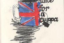 British Is Better : )  / by Elizabeth Theine
