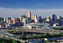 The Cincinnati Area / by Penklor