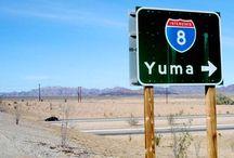 Yuma, AZ / by Rachel Miller