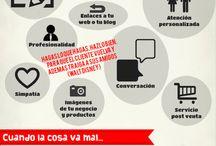 Info + grafía / by Ale