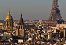 Paris  / by Mimie Ramos