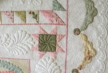 Quilt inspiration / by Aline Cormier