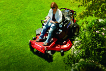 Zero Turn Mowers / Our zero turn mowers make it possible to get that quality of cut you'd get from a professional with ease. / by Simplicity