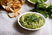 Hummus / by Aileen Reilly Fisher
