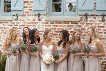 bridesmaid dresses / by Beth Squier