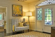 Entryways/Foyers/Staircases / by Alison Reid