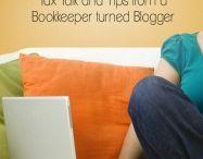 Blogging / by Dana Kay Brenner