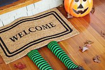 Everything Halloween / Trick or treat! Decor, food, costumes, you name it! / by Cilla Aboytes