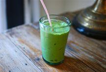 Green drinks / by Ellie Stanton