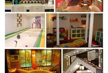 Basement play room  / by Amy Sonnek