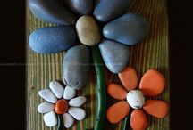 Crafts I'd like to try / craft ideas from all kinds of art. jewelry, rock, pebble, wood, driftwood, etc. Anything that I think I'd like to try. / by Kimberly McAdams-Hagner