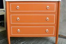 Dresser inspiration / by Kirsten Nieman @ Restored Style