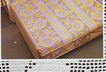 mantas tejidas al crochet / by clara martinez