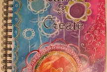 Creating / by Cindy Johnson