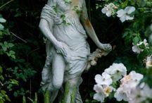 statues / by Ann Hutchings