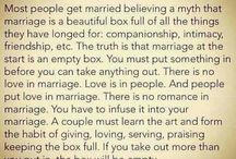 MARRIAGE / by Misty Driscoll