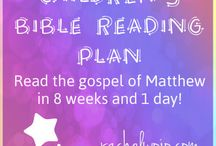 Bible reading for kids.  / by Sabrina Hubbard