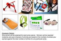 Family Travel Gift Guide & Giveaway / by Michelle Barrett