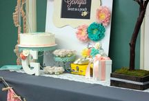 ash's baby shower / by tadala
