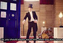 Doctor Who <3 / by Samantha Floyd