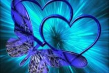 Feelin Blue~ / by Stephanie Loves Pinterest
