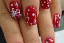 Nail art - Natal  / by Ana.P