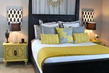 Master Bedroom / by Jordan Westmoreland