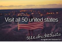 bucket list !!! / Things to do before i die / by ♕Prachi♕