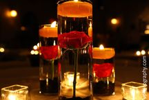 romantic evening ideas / by Cheryl Barnett