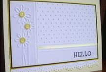 Stampin Stuff 4 / by Cindy Asare