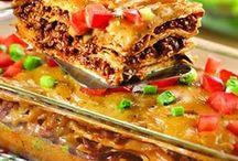 Tex Mex foods / by Dedra Woodward