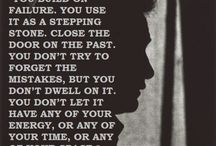 Wise words / quotes / by Mario Perez