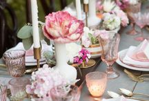 Table setting designs/ideas / Beautiful table settings.... / by Melissa Little
