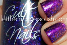 Cult Nails / by Heather Resig