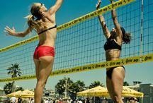 Beach Volleyball / Fun in the Sun / by Barbra Vance