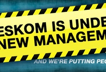 Eskom Under New Management / by Greenpeace Africa