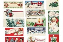 Christmas vintage images / by Glyniss McDaniel
