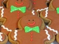 gingerbread man / by Denise Lennington