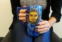 Mugshot Monday / Every Monday we encourage you to post a photo of your mani and your favorite mug and use #mugshotmonday We will post all the photos to this board!  / by Zoya Nail Polish