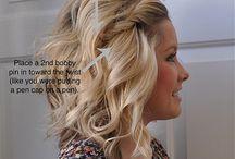 Hair Do's / by Cammie Heffern