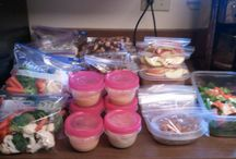 Meal planning / by Shana Huffman