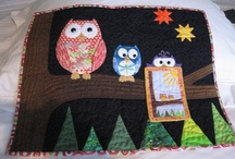 cozy quilts / by Kimberly Morrison