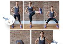 fitness / by Sherry Varga