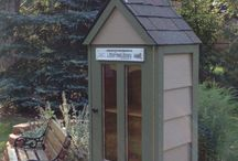 Little Free Libraries / by Lisa Lineweaver