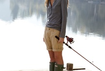 Gone Fishing / Photoshoot theme / by Katie LeBourgeois