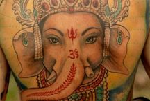 Tattoos & Dark Art / by Brooke Nealis